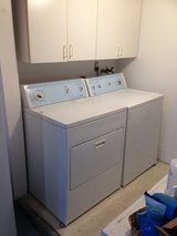 Kenmore Washer Dryer set in Travis AFB, California