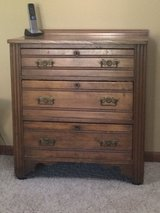Vintage Antique Dresser/Nightstand/Storage in St. Charles, Illinois