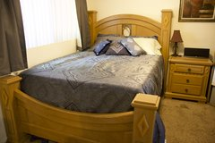 Queen Bedroom Set in Camp Pendleton, California