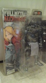 Vintage NEW In package Alphonse Elric Action figure Toy in Aurora, Illinois