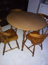 dining table and 4 chairs in Fort Campbell, Kentucky
