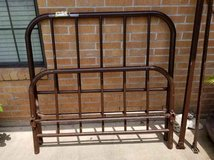 Antique Bed Frame in Baytown, Texas