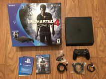 PlayStation 4 (PS4) Slim 500GB Console - Uncharted 4 Bundle in Chicago, Illinois