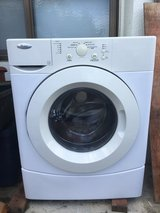 Whirlpool washer front load in Okinawa, Japan