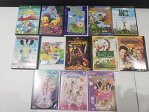 Kid's DVD Movies ( $3 or $5 each ) in Fort Campbell, Kentucky