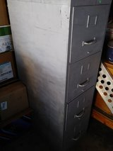 Metal Filing Cabinet in Yucca Valley, California