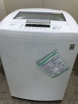 LG Smart Drum Top Load Washer in Okinawa, Japan