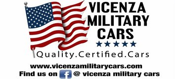 Vicenza Military Cars in Vicenza, Italy