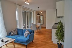 High-quality fully furnished new apartment in the middle of Stuttgart, available form July 1st, ... in Stuttgart, GE