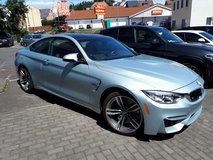 2015 BMW M4 Coupe *US Spec* 10,269 MILESs* Manual Transmission* Shipping back to the US in Stuttgart, GE