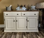 Refinished Buffet W/ weathered top in Westmont, Illinois