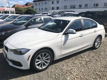 2017 BMW 320i SEDAN NEW DEMO 5476 MILES WARRANTY AUTOMATIC LEATHER in Stuttgart, GE