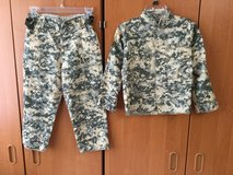 Uniform dress up Children 5-6 years old in Ramstein, Germany