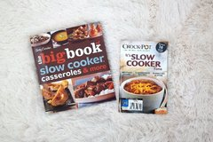 Slow Cooker Recipe Books in Lawton, Oklahoma