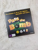 Pass the Bomb Game in Lawton, Oklahoma
