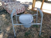 Portable Bedside COMMODE in Fairfield, California
