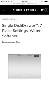 Dishwasher Drawer in Kingwood, Texas