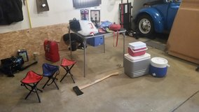 Camping Gear Bundle in Chicago, Illinois