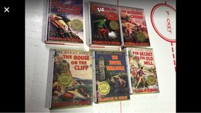 Set of 6 Award winning Hardy Boys detective series in Westmont, Illinois
