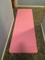 Yoga mat-pink in Camp Lejeune, North Carolina