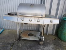 Northern Outdoors 3 burner Grill w/Side skillet in Ramstein, Germany