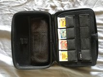 Nintendo 3DS XL w:8 games, travel case, accessories in Ramstein, Germany
