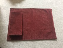 4 placemats/4 napkins in Westmont, Illinois