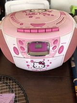 Hello Kitty Cd/tape radio player in Clarksville, Tennessee