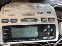 Weather radio in Clarksville, Tennessee