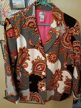 Chico's Fully Lined Jacket!  Size 2 in Conroe, Texas