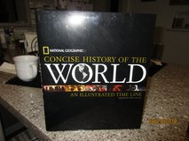 History of the World a time line in Alamogordo, New Mexico