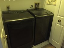 Samsung Top Load Washer and Dryer pair in Quantico, Virginia