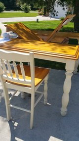 DINING TABLE SEATS 6 in Wilmington, North Carolina