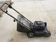 Briggs and Stratton Murray lawn mower in Camp Pendleton, California