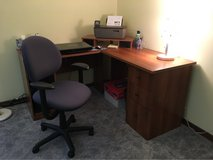 office corner desk in Chicago, Illinois