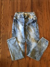 CLEARANCE ***Girls JUSTICE Jeans***SZ 12S in Cleveland, Texas
