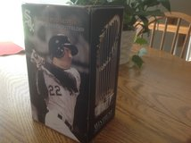 Scott Podsednik World Series Bobblehead in Glendale Heights, Illinois