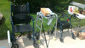 Assorted Elder Care Items in Glendale Heights, Illinois