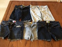 CLEARANCE ***5 ABERCROMBIE & FITCH Denim Shorts***SZ 16 in Cleveland, Texas