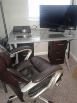 Desk and chair in Travis AFB, California