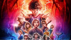 Stranger Things Convention in Oswego, Illinois