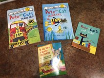 Pete the cat books in Fort Drum, New York