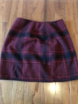 CLEARANCE ***NEW HOLLISTER Flannel Mini Skirt***SZ 0 in Cleveland, Texas