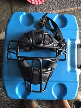 Catchers mask in Chicago, Illinois