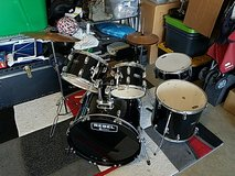 full drum set in Fairfield, California
