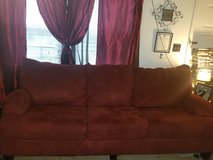 Couch chair and love seat in Fort Campbell, Kentucky