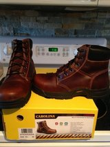 Carolina Steel Toe Work Boots in Warner Robins, Georgia