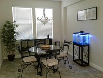 Round dinning table in Travis AFB, California