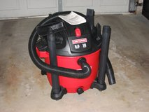 Craftsman 16 Gallon Wet/Dry Vac in Glendale Heights, Illinois