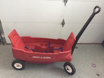 Radio Flyer wagon in Joliet, Illinois